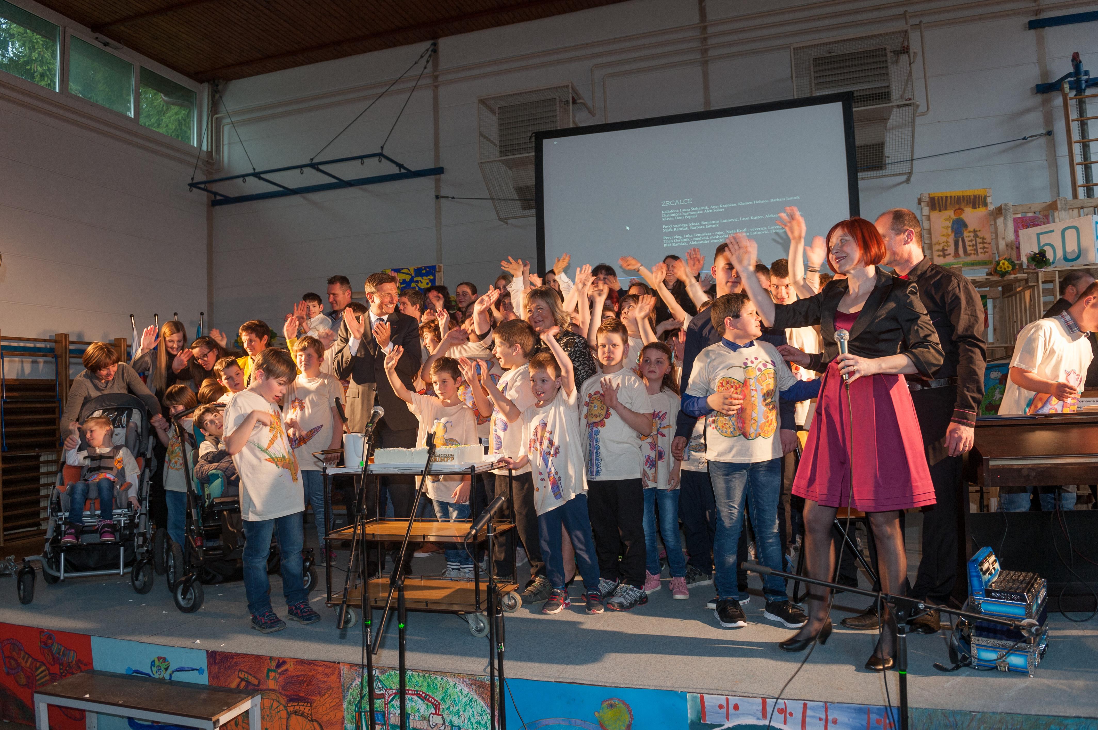 Proslava ob 50 letnici Tretje osnovne šole Slovenj Gradec